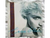 "Madonna True Blue 12"" Vinyl"