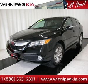 2014 Acura RDX *Loaded w/ Leather, Sunroof & More!*
