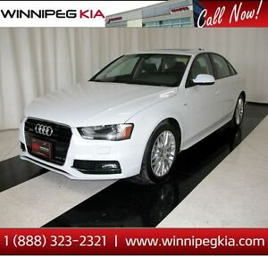 2015 Audi A4 Komfort plus *No Accidents!*