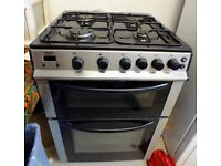 BUSH Gas Twin Cavity Cooker for sale.