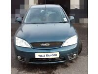 Mondeo hatchback, 2.0 diesel, great engine