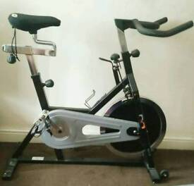 V-Fit SC1-P spin bike training cycle