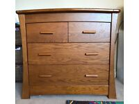 Mamas and papas ocean chest of draws/changer