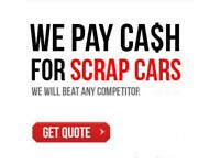 SCRAP CARS AND VANS,MOT FAILURES WANTED COLLECTION ALL BRISTOL AREAS