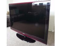 """Samsung 40"""" full HD 1080p 100Hz TV, freeview, 4x HDMI, Can Deliver"""