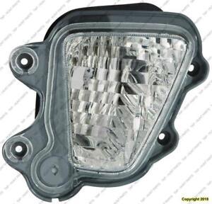 Trunk Lamp Passenger Side (Back-Up Lamp) Sedan White Lens High Quality Honda Accord 2006-2007
