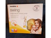 Medela Swing Single electric breast pump