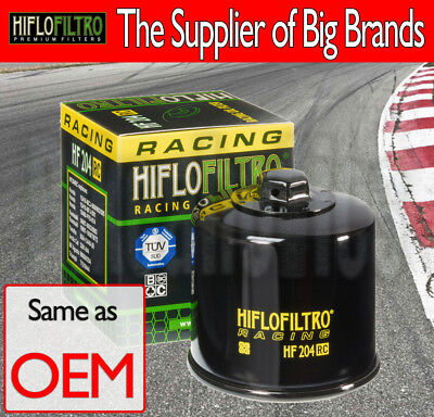 OIL FILTER   HF204RC FOR TRIUMPH AMERICA
