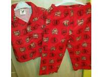 Brand New Boy's Arsenal Pyjamas