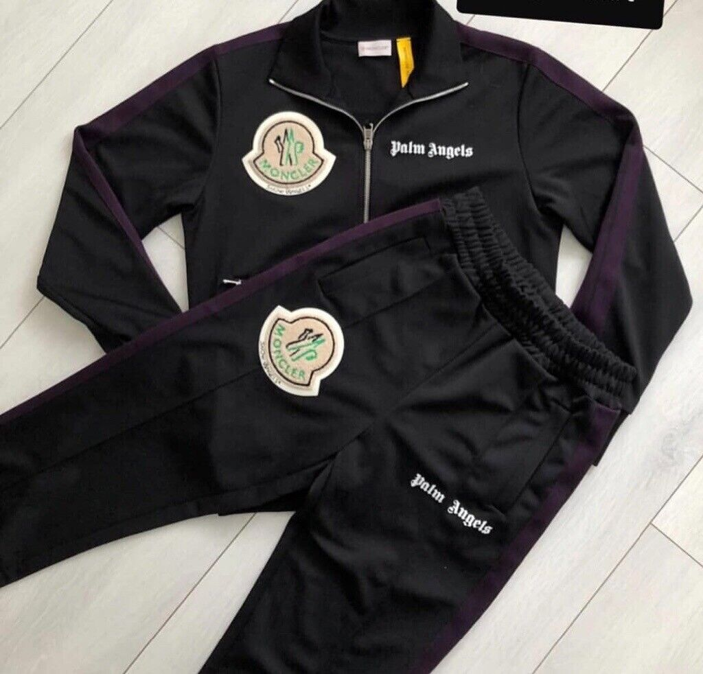 Moncler/palm angels collab tracksuit | in South Croydon, London | Gumtree