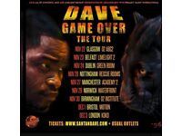 Dave tickets Rescue Rooms Nottingham - 26 November