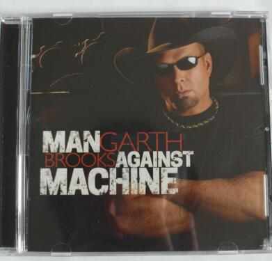 Garth Brooks - Man against Machine - Country Rock Pop von 2014 in Osnabrück