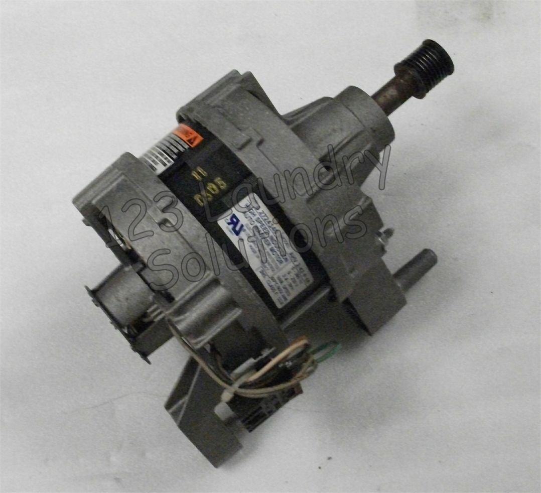 Washer High Speed Induction Auto Wash Motor Maytag 6 2724140 2724140 22003856 Ebay