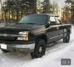 2003 Chevy Silverado   (SOLD)