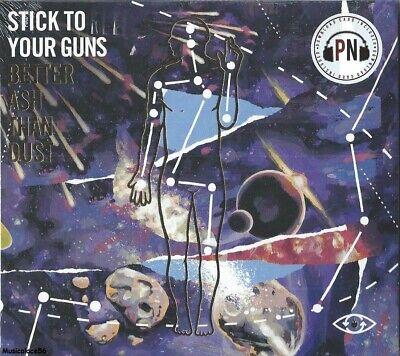 STICK TO YOUR GUNS - Better Ash Than Dust - Punk Hard Rock Music