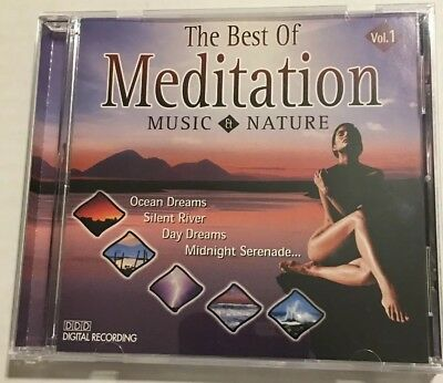 The Best of Meditation: Music & Nature by Various Artists (CD, Jun-2001,...Vol (Best Meditation Music Artists)
