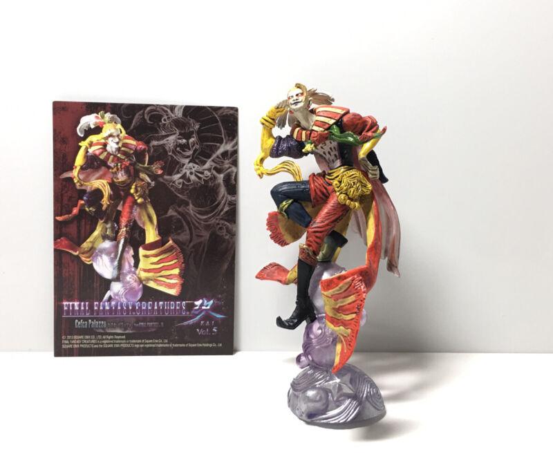 Square Enix Final Fantasy Creatures Kai Vol. 5 CEFCA KEFCA PALAZZO Figure