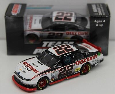 2015 Joey Logano  22 Discount Tire 1 64 Action Diecast In Stock