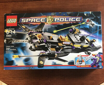 lego 5984 Lunar Limo New Factory Sealed