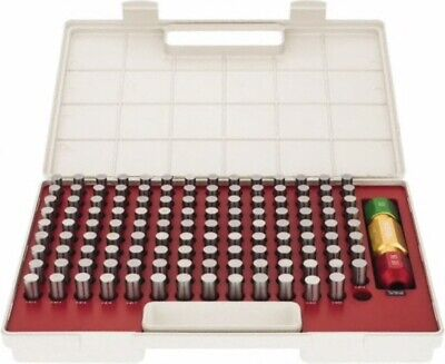 Pin Gage Set 125pc.s .501 - .625 Minus Tolerance Class Zz Bright Spi 22-149-9
