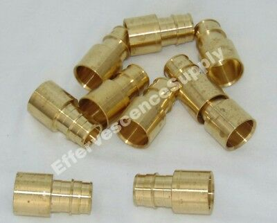 10 Pcs 34 Propex X 34 Copper Pipe Adapters Female Sweat Adapters F1960