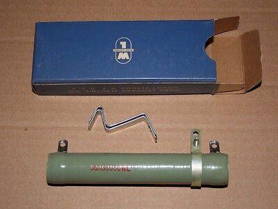 Vintage Ward Leonard Vitrohm Adjustohm Resistor Type 50a 50 Watts 50000 Ohms New