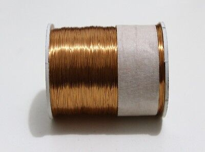 Enameled Wire 120g 36awg 0.13mm 1000m 3200ftenameled Copper Coilmagnet Wire