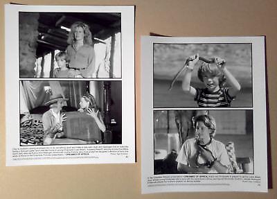 Photo Lot~ I DREAMED OF AFRICA ~2000 ~Kim Basinger ~Garrett Strommen ~Liam Aiken