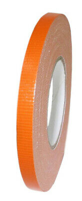 T.r.u. Industrial Duct Tape. Waterproof Uv Resistant Orange 12 In X 60 Yd.
