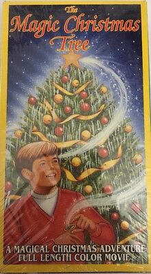 The Magic Christmas Tree(VHS 1992)VERY RARE-VINTAGE-COLLECTIBLE-SHIPS N 24 HOURS](Magic Christmas Tree)
