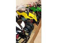 Mini motoard quads