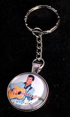 Elvis Presley keyring