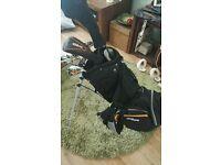 Wilson x31 golf set