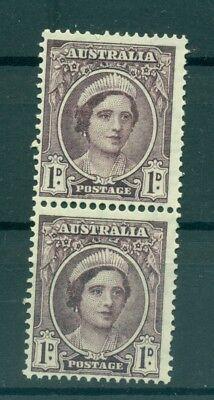 QUEEN ELIZABETH - AUSTRALIA 1942/1944 Common Stamp 1d Coil