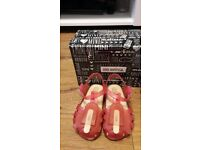 mini melissa lolly ice sandals