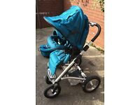 Pram, Pushchair, Stroller, Buggy