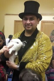 Hire best magician in London for party