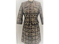 Karen Millen Dress & Jacket Party Outfit size 8