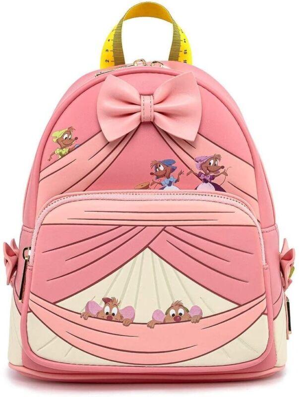 Loungefly Disney Cinderella 70TH Anniversary Peek - A - Boo Mini Backpack