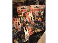 LEGO MINIFIGURES MASSIVE JOBLOT