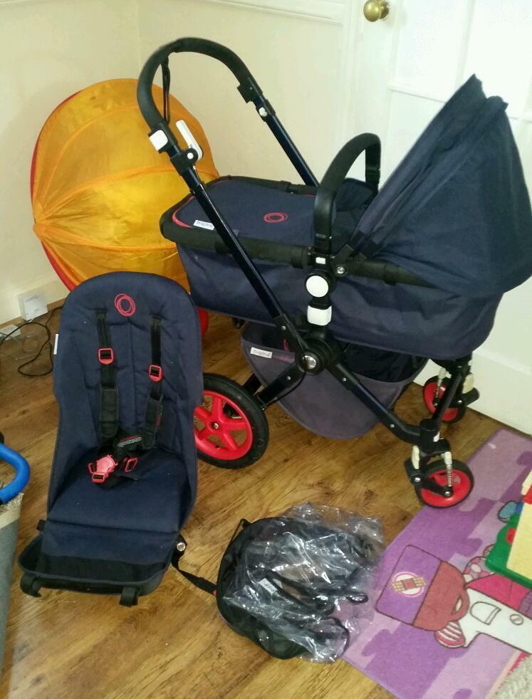 Bugaboo Cameleon 3 Limted Edition Neon Pop In Romford