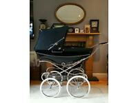 Vintage Silver Cross Tenby Coach Built Pram