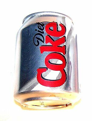 Vintage Coca Cola Diet Coke 8Oz Mini Tab Top Soda Pop Can A1  Bear Sign Beer Ofr