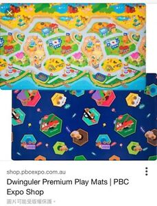 Dwinguler double-sides Top quality play mat large size St Morris Norwood Area Preview