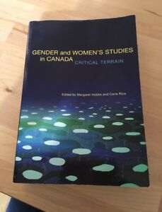 Gender and Women's Studies in Canada: Critical Terrain