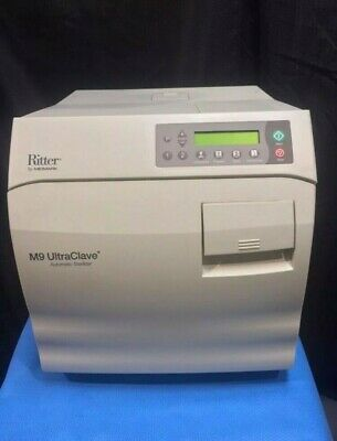 Refurbished New Style Midmark M9 Autoclave Sterilizer Ritter Ultraclave Warranty