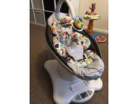 4moms mamaroo rocket baby chair