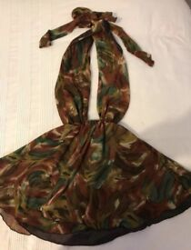 Bullet handmade dress