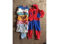 Kids onesie and pyjamas
