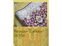 1x9M 1x6M Belgian Ziegler Carpet